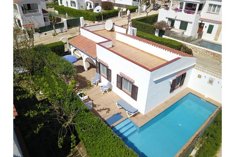 S'Algar Villa's